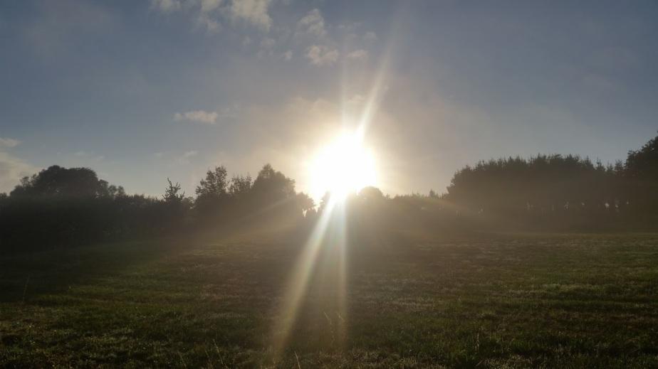 foto alba cammino