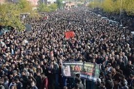 funerale Tahir Elci