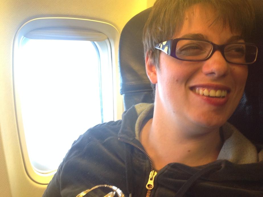 Francesca verso Santiago