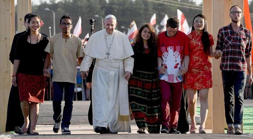 papa francesco sinodo giovani