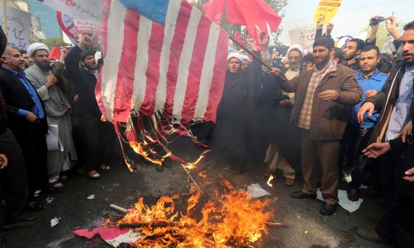 IRAN-US-POLITICS-HOSTAGE-ANNIVERSARY